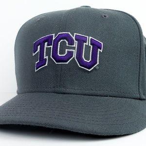 TCU Horned Frogs New Era Cap Size 8